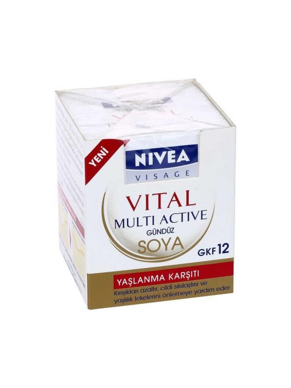 NIVEA VITAL MULTI.ACTIVE GUNDUZ GKF12