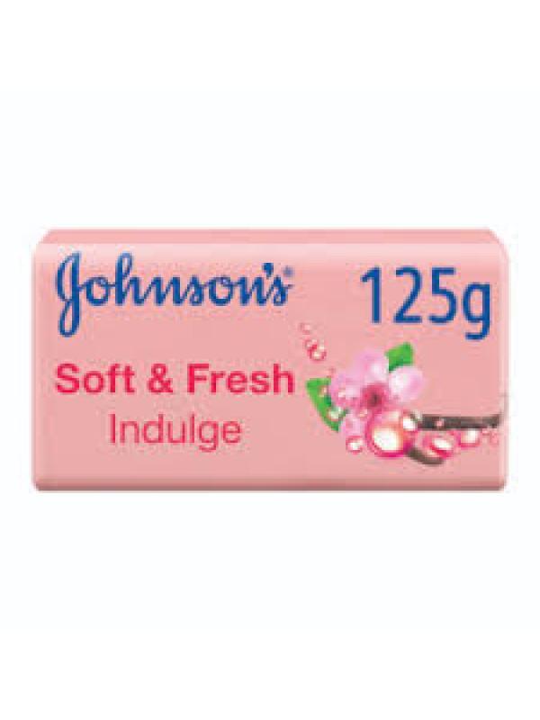 JOHNSONS BABY SOFT FRESH SABUN 100GR