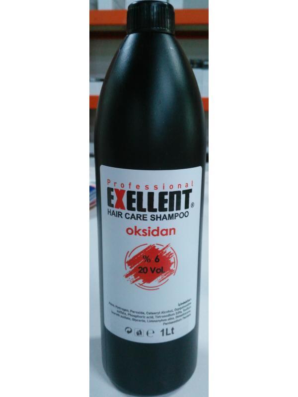 EXELLENT OKSİDAN 1LT 20 VOLUME %6