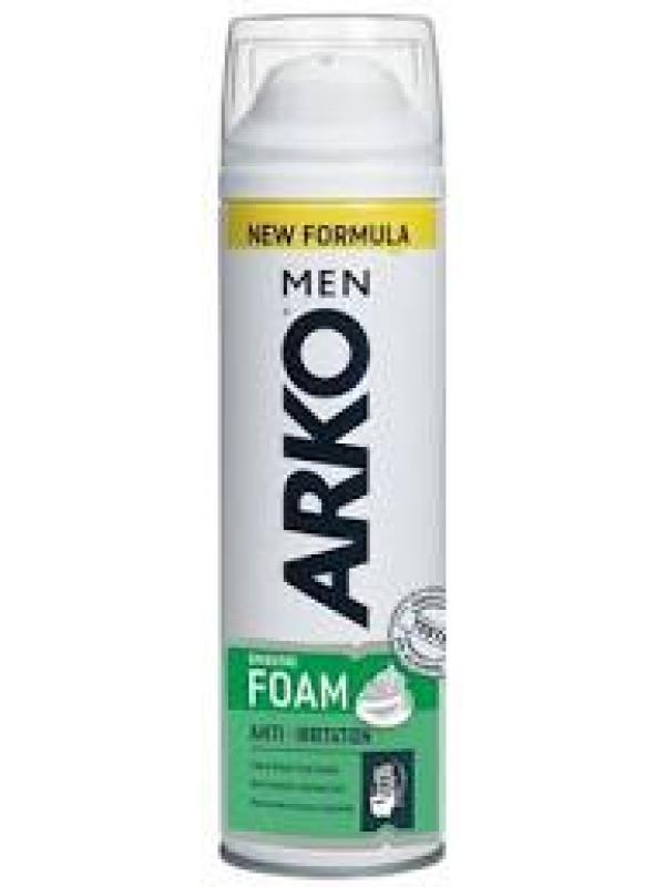 ARKO TRAŞ KÖP.200ML.ANTI-IRRITATION