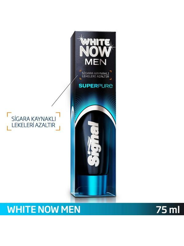 SİGNAL WHITE NOW MEN 75ML