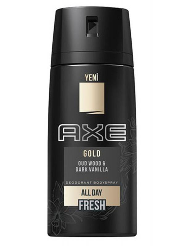 AXE DEO GOLD ALL DAY FRESH