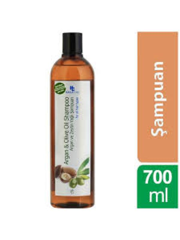 HUNCA 700ML.ŞAMP.ARGAN
