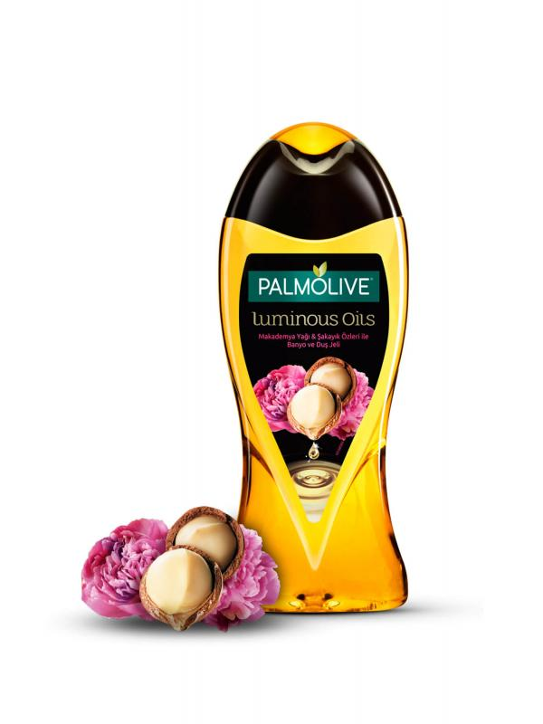 PALMOLIVE 500 ML LUMİNOUS OİLS MAKADEMYA
