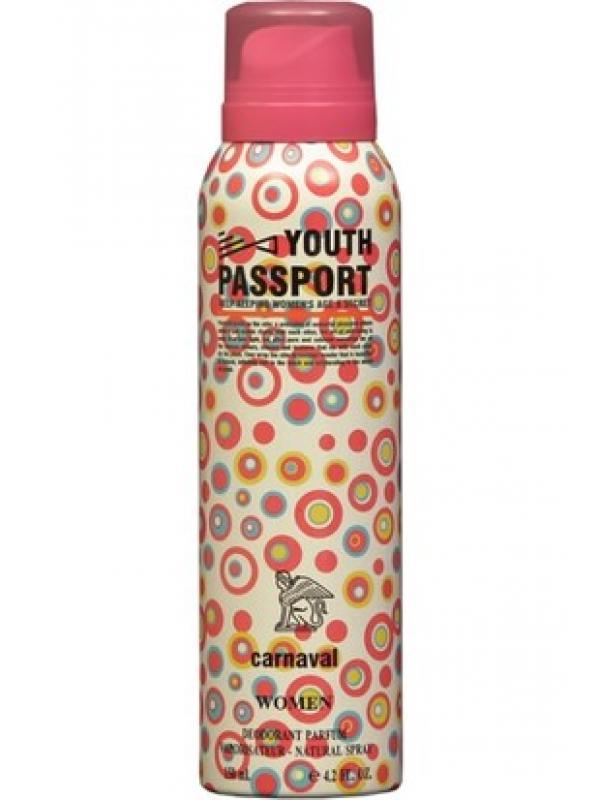 YOUTH PASSPORT CARNAVAL BAYAN DEO 150ML
