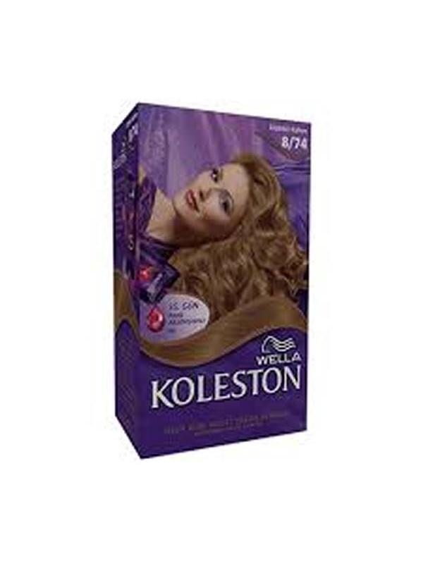 KOLESTON SET PAINT 8.74 G.Coffee
