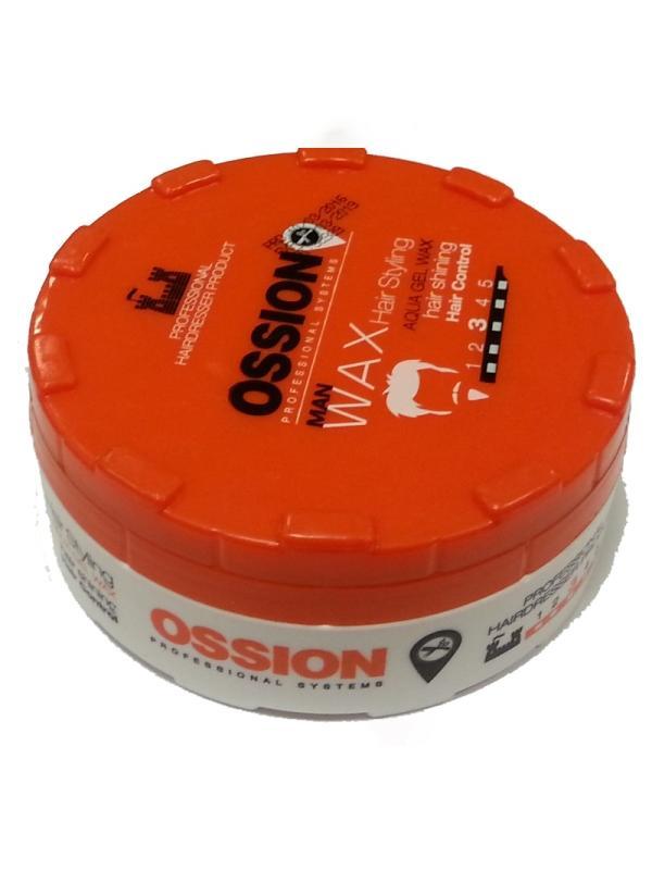 MORFOSE OSSION CASTLE GEL WAX 200ML ORANGE