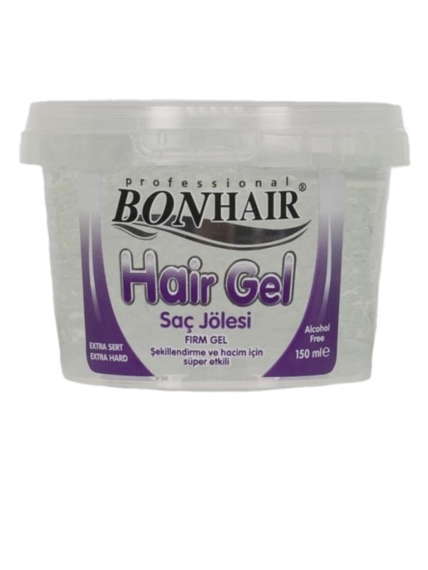 BONHAIR 150ML HAIR GEL GEL VERY HARD