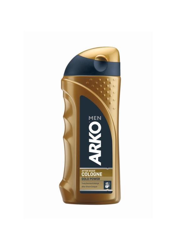 ARKO SHAVING ARM.250ML.GOLD POWER