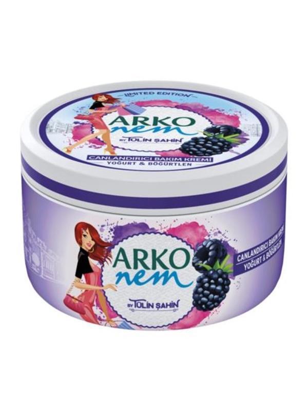 ARKO 300ML CREAM YOGHURT BLACK