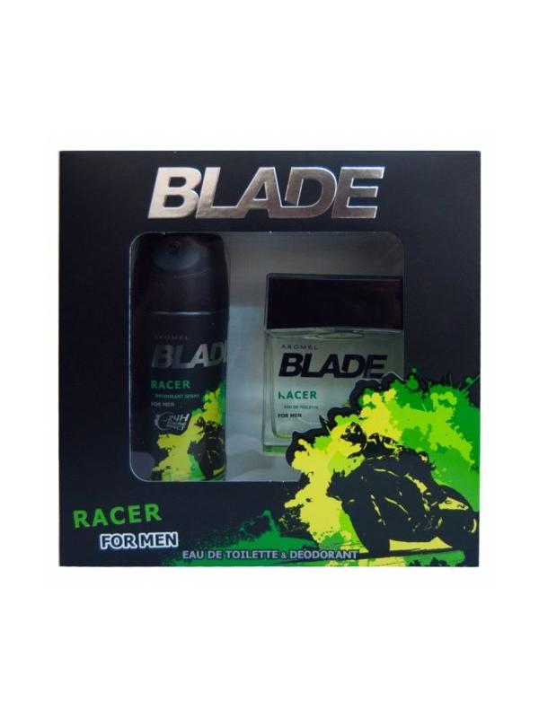 BLADE SET RACER EDT + DEO