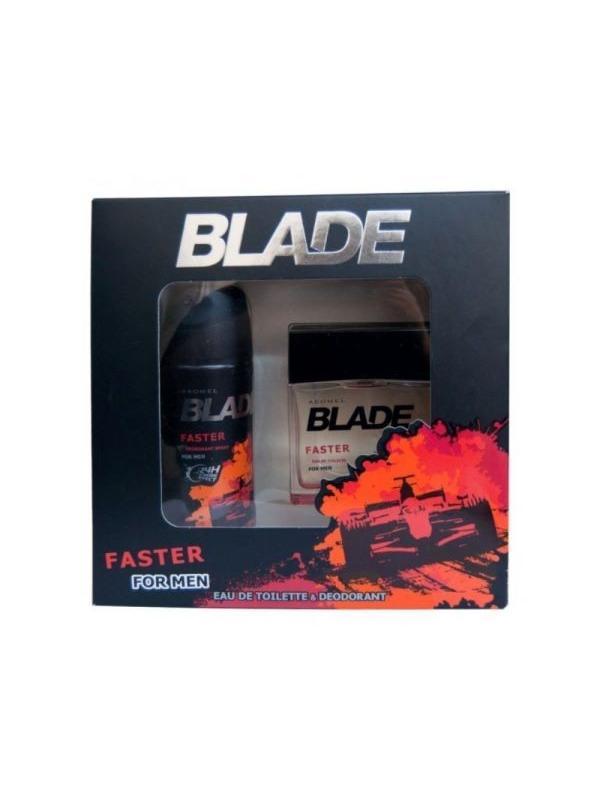 BLADE SET FASTER