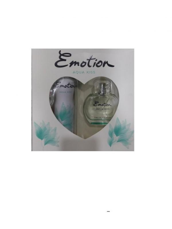 EMOTION SET AQUA KISS