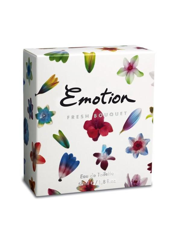 EMOTION EDT 50ML FRESH BOUQUET