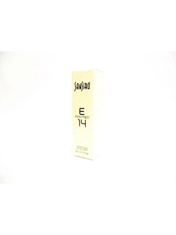 SANSİRO EDT E-14 50ML