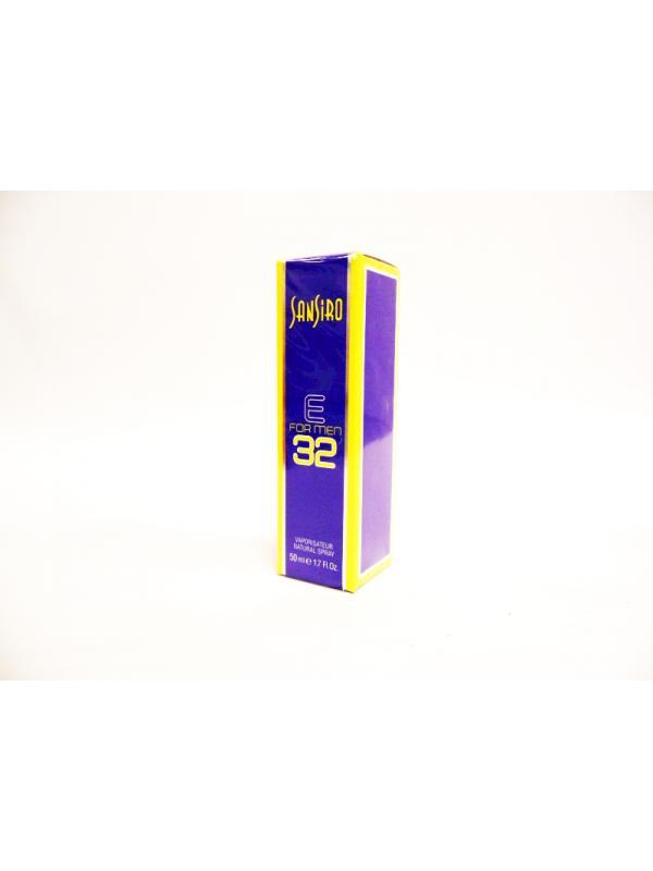 SANSİRO EDT E-32 50ML