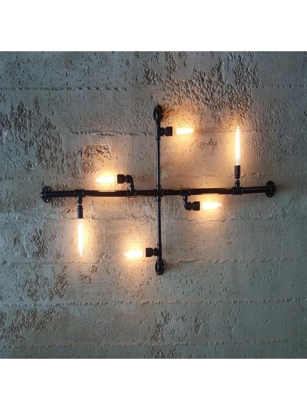 Pipe Plus Duvar Lambası
