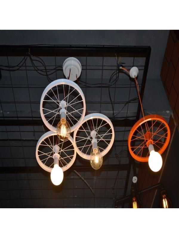 Bicycle Lamp Shade