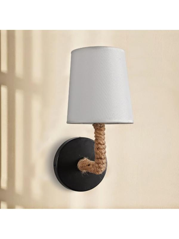 Rope Wall Light