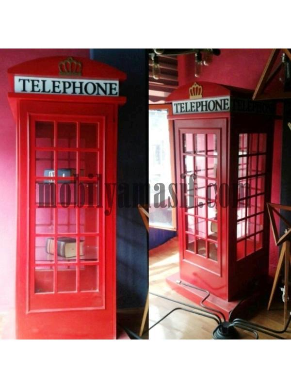 İngiliz Telefon kulübesi