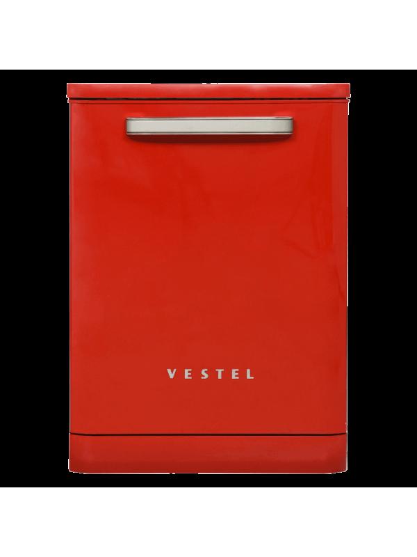 Vestel 5 Programmed Retro Red A ++ Fast 30 min