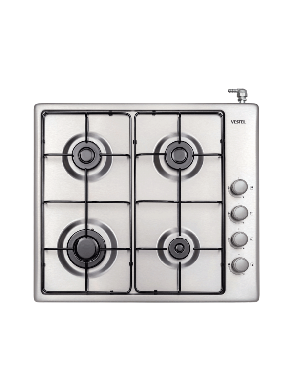 Vestel 4GG, Inox Cooker